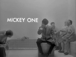 Mickey One - 1965