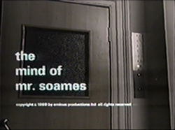 The Mind Of Mr. Soames - 1970