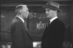 Murder On The Blackboard (1934)