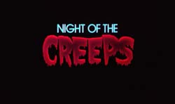Night Of The Creeps - 1986