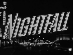 Nightfall - 1957