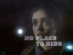 No Place To Hide - 1981