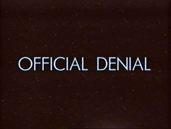 Official Denial - 1994