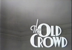 The Old Crowd - 1979