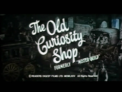 The Old Curiosity Shop - 1975