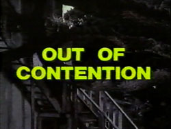 Out Of Contention (1972)