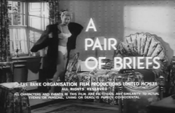 A Pair Of Briefs (1962)