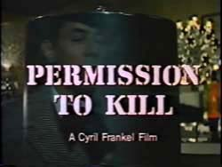Permission To Kill (1975)