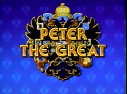 Peter The Great - 1986