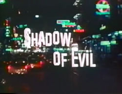 Shadow Of Evil (1964)