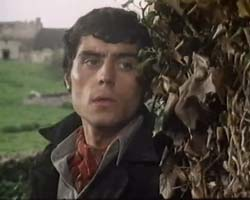 Ian McShane in Sky West And Crooked - 1966