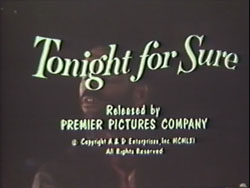 Tonight For Sure - 1962