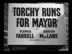 Torchy Runs For Mayor (1939)