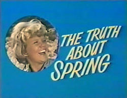 The Truth About Spring - 1965
