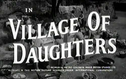 Village Of Daughters (1962)