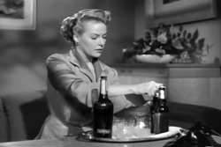 Janis Carter in The Woman On Pier 13 (1949)