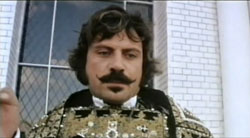 Oliver Reed in The Devils - 1971