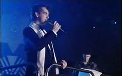 Neil Tennant in It Couldn't Happen Here - 1987