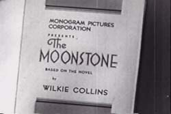 The Moonstone - 1934