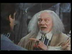 John Gielgud in The Canterville Ghost
