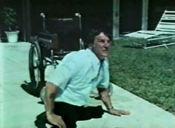 Ted Vollrath as The Amazing Mr. No Legs