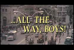All The Way Boys - 1972